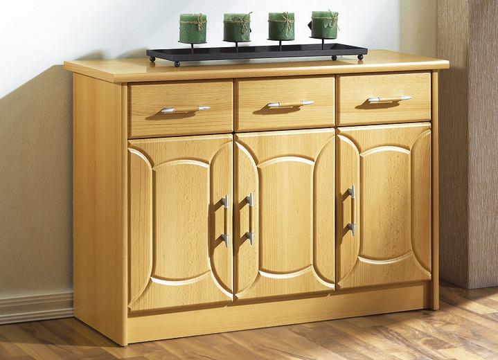 kommode 3 t rig klassische m bel bader. Black Bedroom Furniture Sets. Home Design Ideas