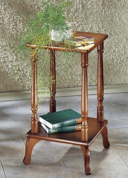beistelltisch in verschiedenen farben eiche rustikal. Black Bedroom Furniture Sets. Home Design Ideas