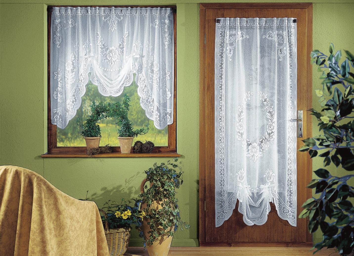 fensterdekoration gardinen bader. Black Bedroom Furniture Sets. Home Design Ideas