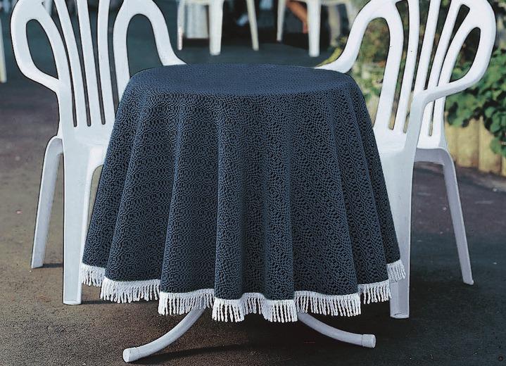 gartentischdecke in verschiedenen farben tischdecken bader. Black Bedroom Furniture Sets. Home Design Ideas