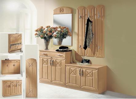dielenm bel programm in verschiedenen farben und. Black Bedroom Furniture Sets. Home Design Ideas