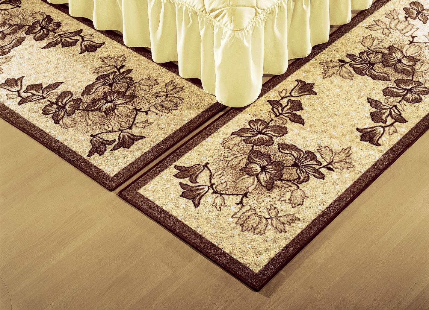 bettumrandung verschiedene farben teppiche bader. Black Bedroom Furniture Sets. Home Design Ideas