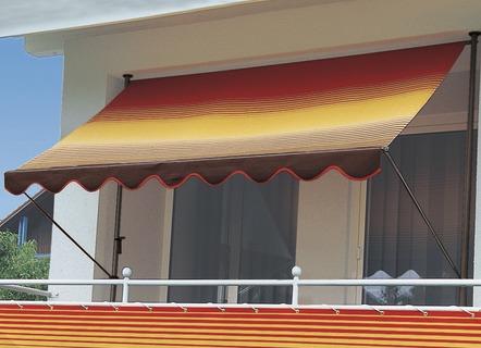 balkon seitensichtschutz sicht und sonnenschutz bader. Black Bedroom Furniture Sets. Home Design Ideas