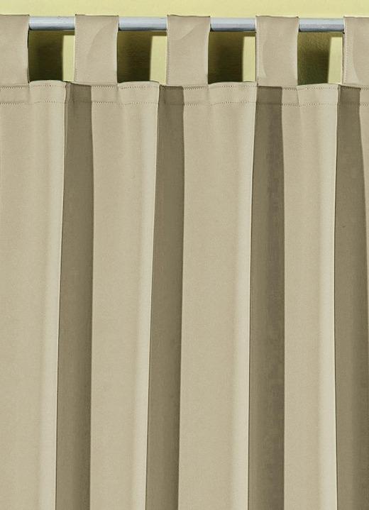 verdunkelungs schals in verschiedenen farben und. Black Bedroom Furniture Sets. Home Design Ideas