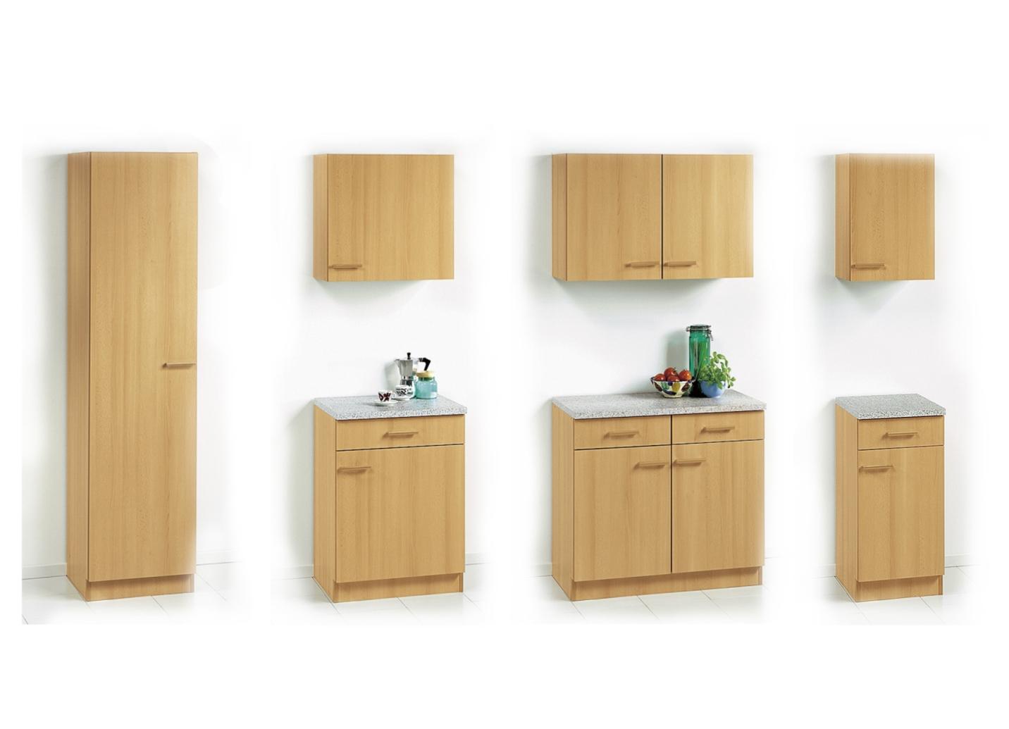 k chenm bel verschiedene ausf hrungen k chenm bel bader. Black Bedroom Furniture Sets. Home Design Ideas