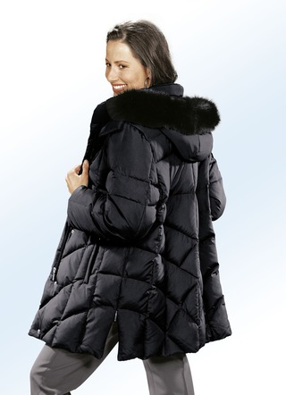 Daunenjacke Damen schwarz versandkostenfrei online bestellen acbcb7cb91