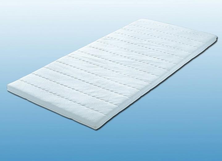 viskoelastische matratzen auflage bettwaren bader. Black Bedroom Furniture Sets. Home Design Ideas