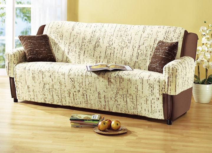 Sofaüberwürfe wohnaccessoires verschiedene ausführungen sessel