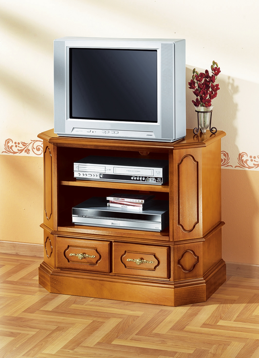 tv phonokommode in verschiedenen farben tv hifi m bel bader. Black Bedroom Furniture Sets. Home Design Ideas
