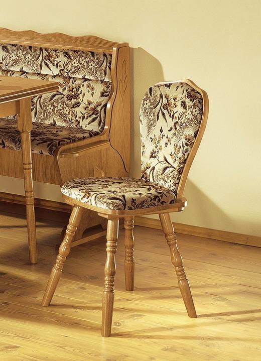 Stühle2er Set Eiche Rustikal Möbel Bader