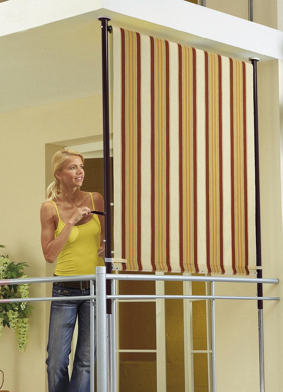 balkon seitensichtschutz sichtschutz und sonnenschutz. Black Bedroom Furniture Sets. Home Design Ideas