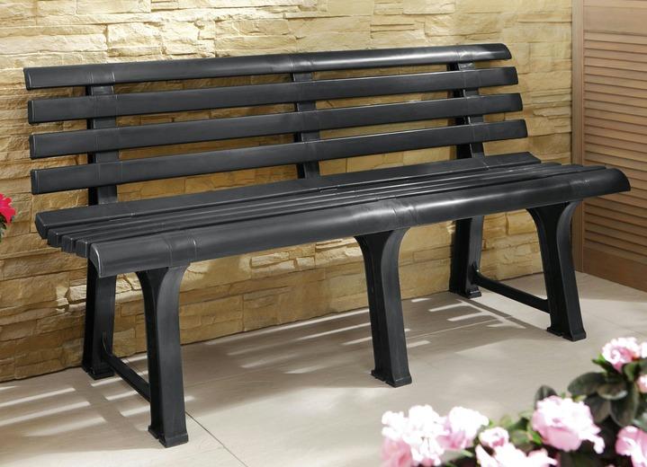 Gemütliche, schöne Gartenbank - Gartenmöbel | BADER