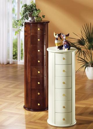 rundkommode verschiedene ausf hrungen klassische m bel bader. Black Bedroom Furniture Sets. Home Design Ideas