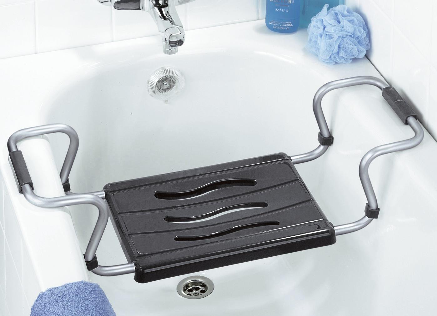 badewannensitz in 2 farben alltagshilfen bader. Black Bedroom Furniture Sets. Home Design Ideas