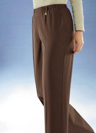 Hosen in Schlupfform - Hosen - Große Größen - Damenmode   BADER 6954bfb3bc