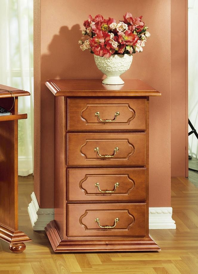 roll kommode klassische m bel bader. Black Bedroom Furniture Sets. Home Design Ideas