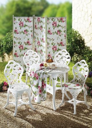 Garten Und Balkonmöbel In Schicken Designs Und Hübschen Farben