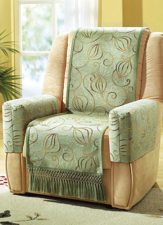 Sofaüberwürfe schoner und überwürfe verschiedene ausführungen sessel