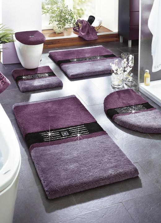 Grund badgarnitur in verschiedenen farben badgarnituren bader - Swarovski badezimmer ...