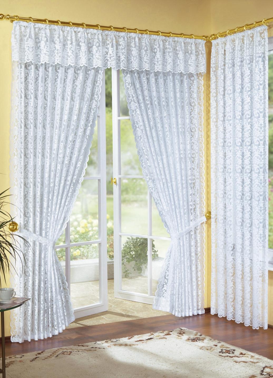 Fensterdekoration Gardinen : Fensterdekoration  Gardinen  BADER