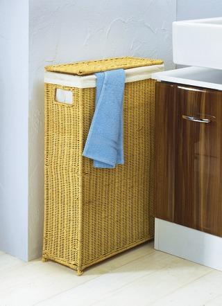 Wäschekorb in verschiedenen Ausführungen - Badmöbel | BADER