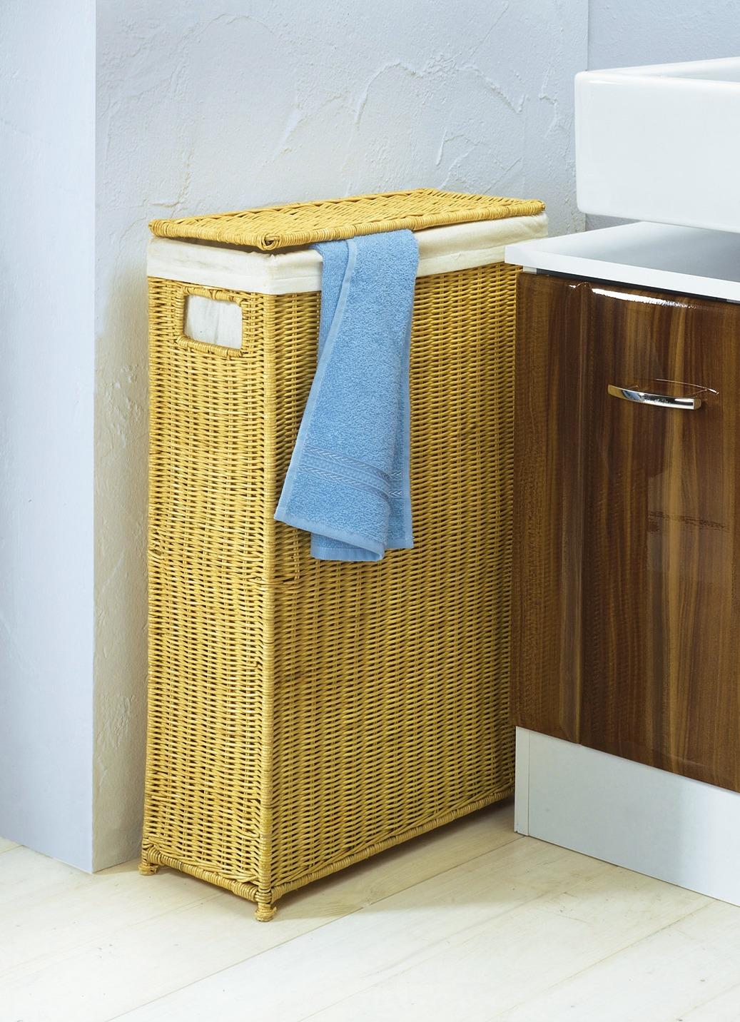 raumspar w schekorb in verschiedenen farben badm bel bader. Black Bedroom Furniture Sets. Home Design Ideas