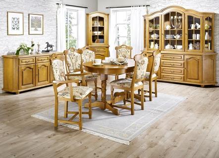 Eiche-Rustikal-Möbel: Schränke, Tische, Sideboards & Co bei BADER