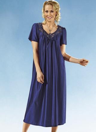 discount cc760 6be4f Nachthemden Kurzarm - Nachtwäsche - Damenwäsche - Wäsche | BADER