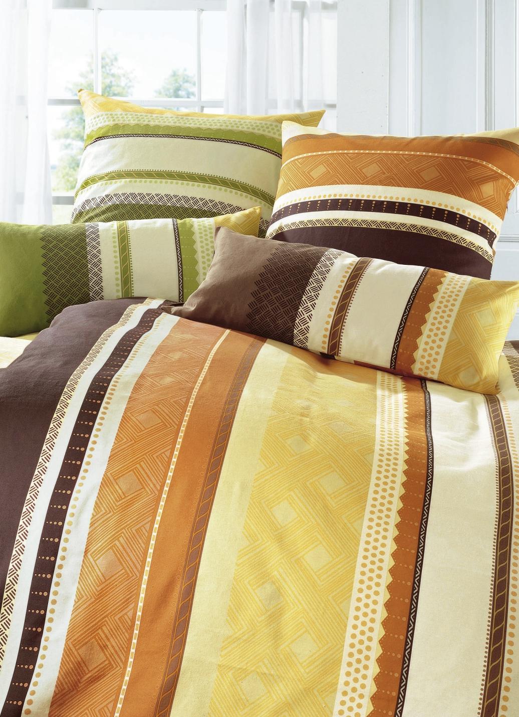 dobnig bettw sche garnitur in verschiedenen farben bettw sche bader. Black Bedroom Furniture Sets. Home Design Ideas