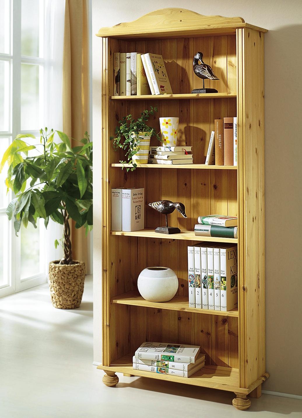 Bücherregal in verschiedene Ausführungen - Regale  BADER