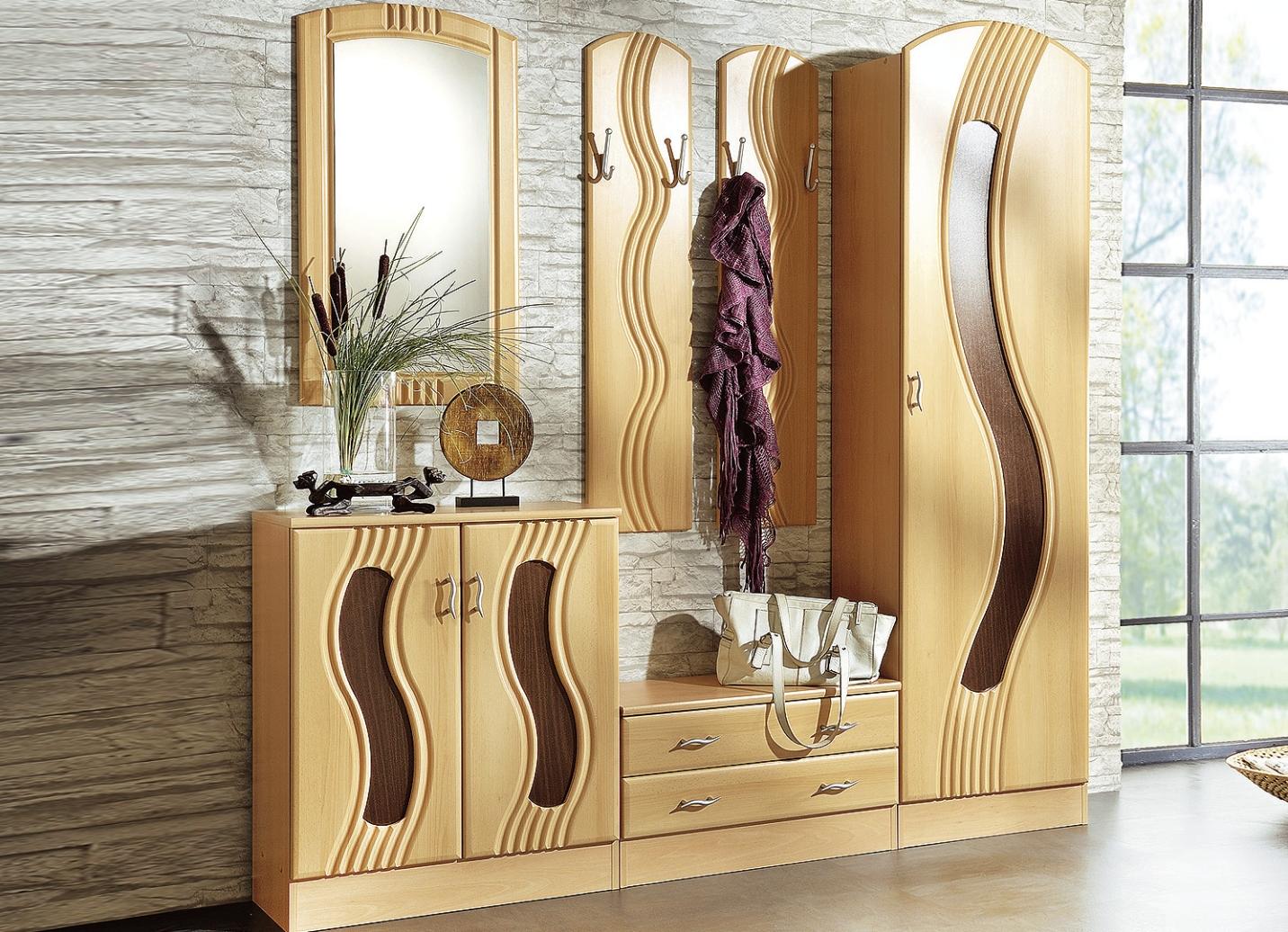 dielenm bel programm in verschiedenen farben und ausf hrungen garderobenm bel bader. Black Bedroom Furniture Sets. Home Design Ideas