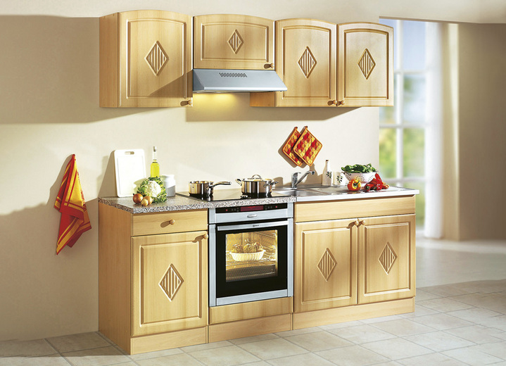 Küchenprogramm In Verschiedenen Ausführungen Küchenmöbel Bader