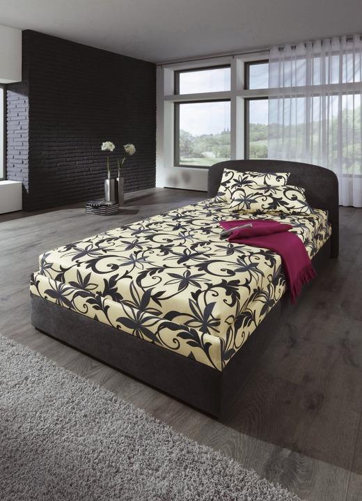 Polsterbett mit Komfort-Liegehöhe - Betten | BADER