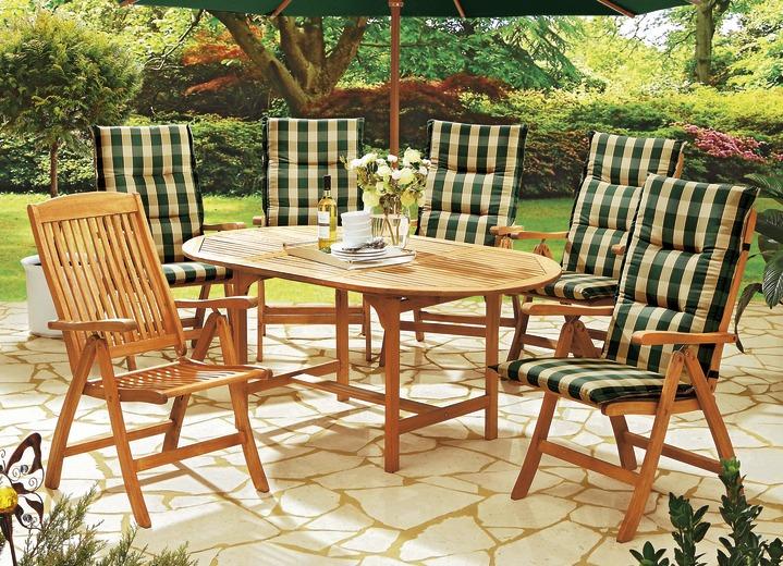 Gartenmöbel   Gartenmöbel Aus Eukalyptus Holz, Verschiedene Ausführungen,  In Farbe BRAUN, In