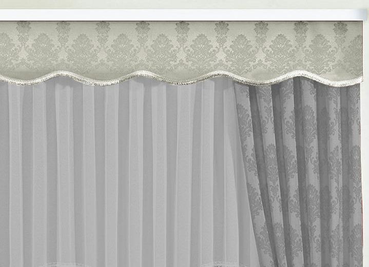 schabracke gardine top perfect gardinen wohnzimmer mit schabracke gardine luxus cool gardinen. Black Bedroom Furniture Sets. Home Design Ideas