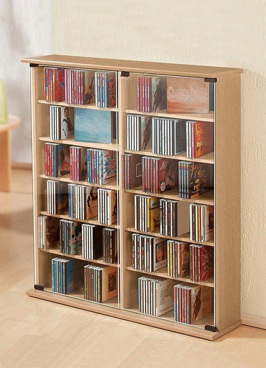 Vitrine für 300 CDs in veschiedenen Ausführungen - Klassische Möbel ...