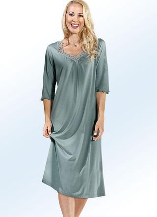 new styles 76873 3c69b Nachthemden Langarm - Nachtwäsche - Damenwäsche - Wäsche | BADER