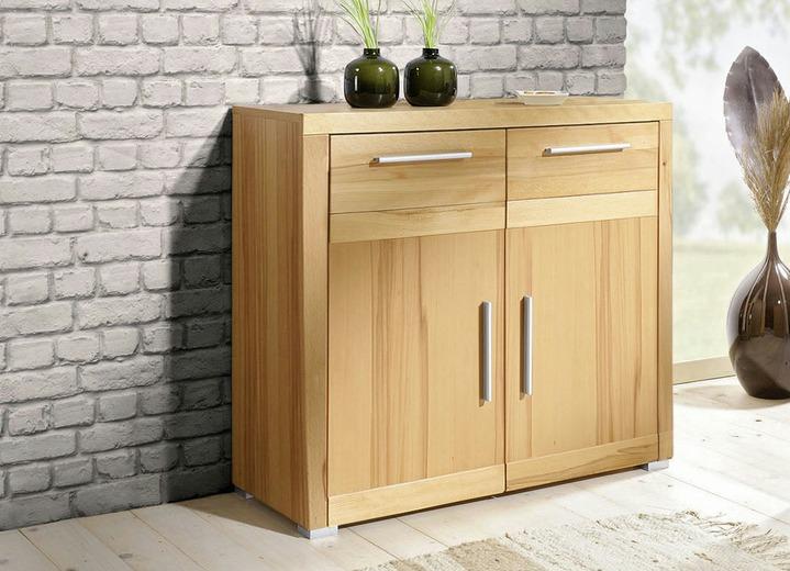 kommode mit 2 t ren in verschiedenen farben kommoden bader. Black Bedroom Furniture Sets. Home Design Ideas