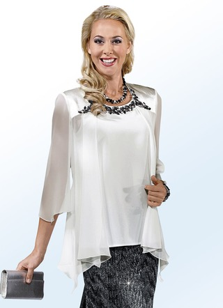 d12cdff0cdee Festliche Blusen und Tuniken in tollen Designs für besondere Anlässe