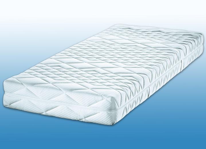xxl 7 zonen kaltschaummatratze matratzen topper bader. Black Bedroom Furniture Sets. Home Design Ideas