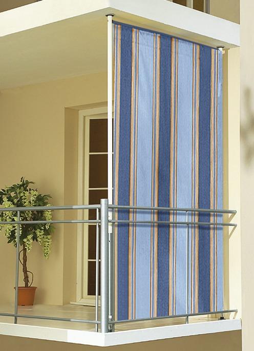 Balkon Seitensichtschutz Sichtschutz Und Sonnenschutz Bader