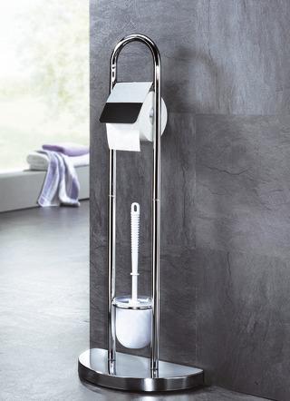 Badezimmeraccessoires: dekorative und zugleich praktische Utensilien