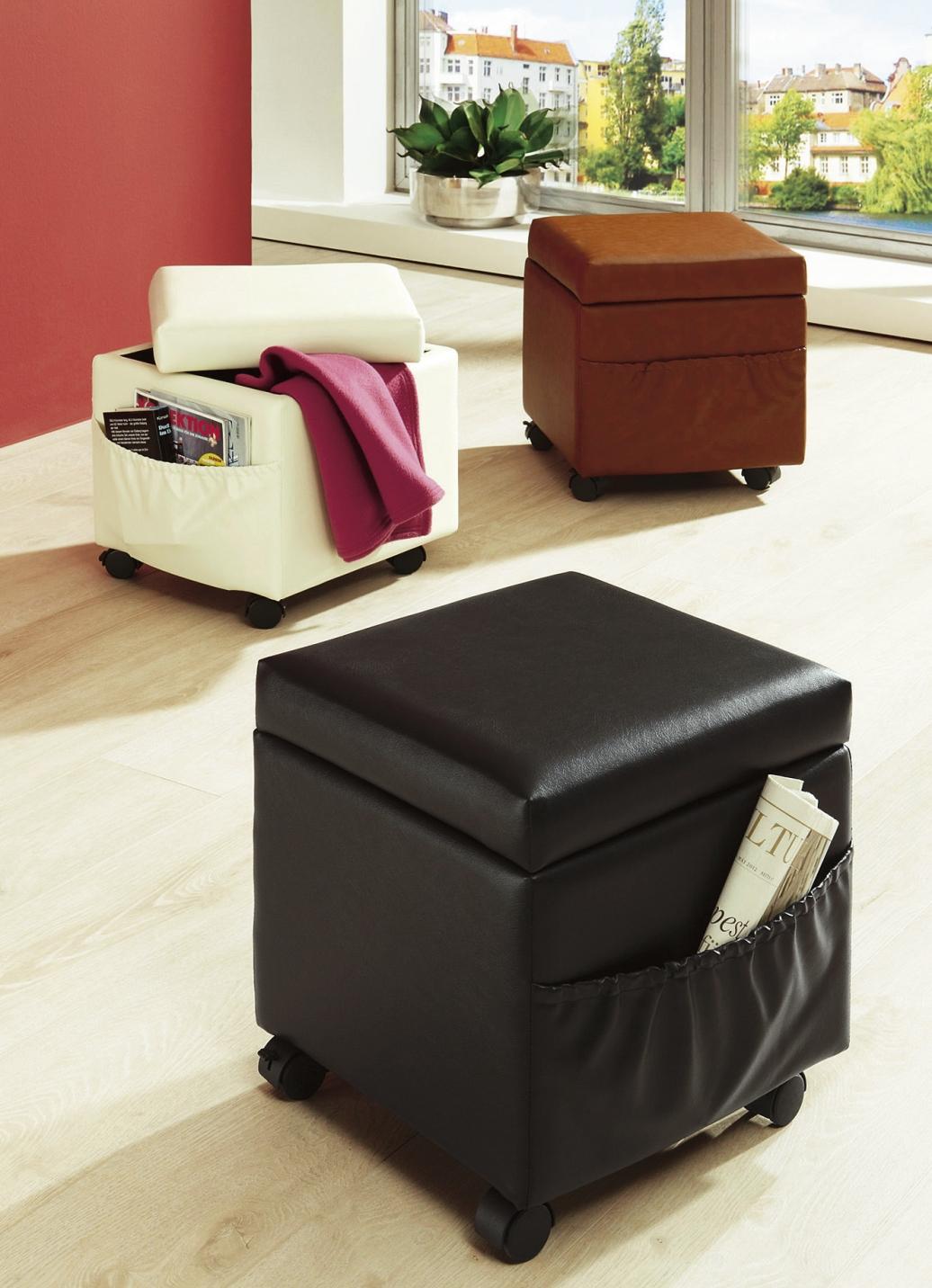sitzw rfel kleinm bel bader. Black Bedroom Furniture Sets. Home Design Ideas