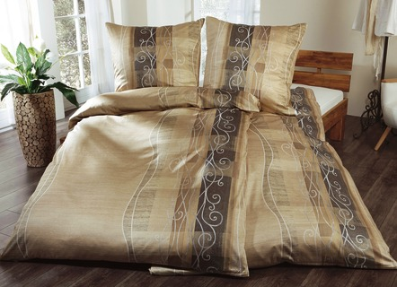 estella bettw sche garnitur in verschiedenen farben bettw sche bader. Black Bedroom Furniture Sets. Home Design Ideas