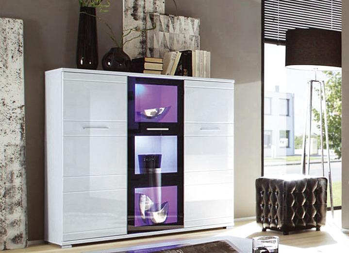 wohnzimmer m bel in verschiedenen ausf hrungen kommoden. Black Bedroom Furniture Sets. Home Design Ideas