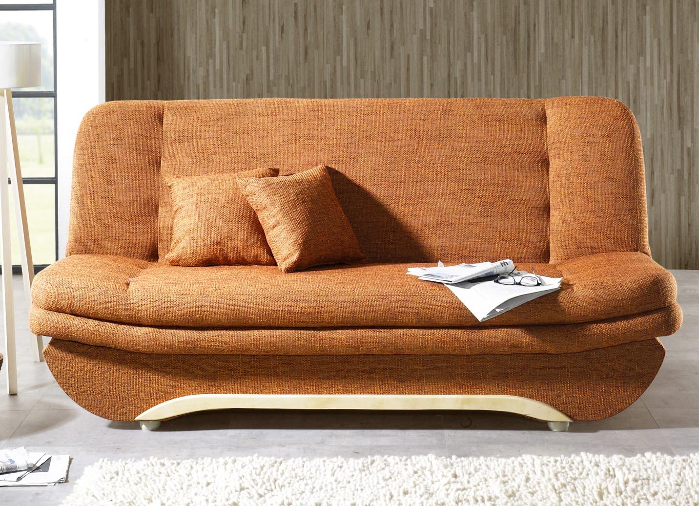 schlafsofa in verschiedenen farben klassische m bel bader. Black Bedroom Furniture Sets. Home Design Ideas