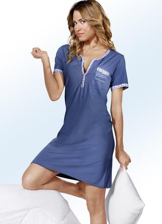 discount da774 ff0a0 Nachthemden Kurzarm - Nachtwäsche - Damenwäsche - Wäsche | BADER