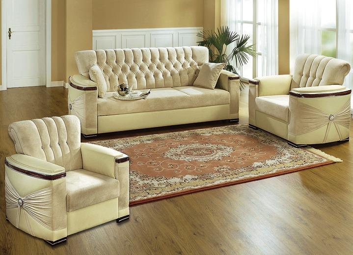 Polstermöbel in verschiedenen Ausführungen - Stilmöbel | BADER