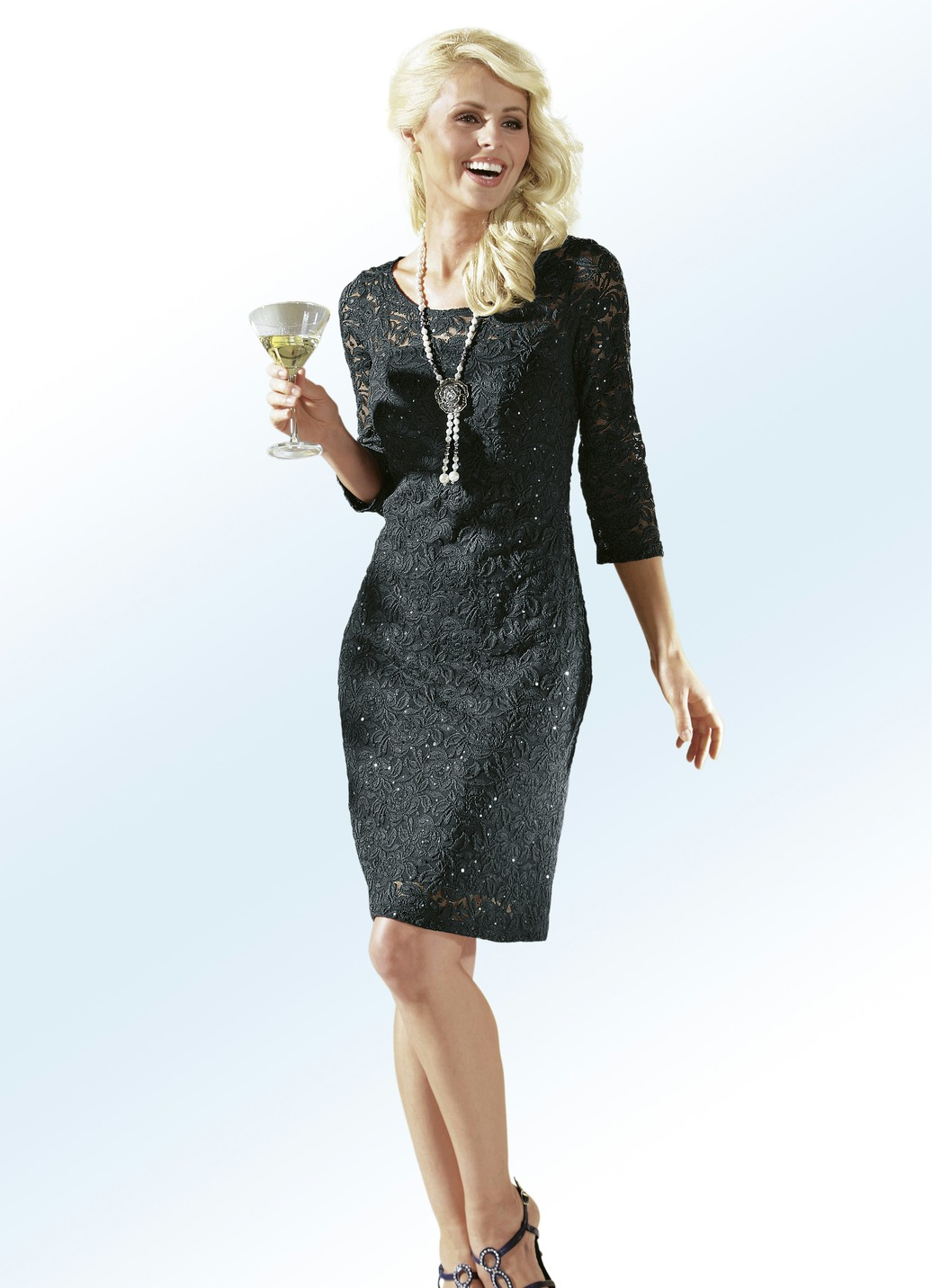 Damen kleider 2014 dein neuer kleiderfotoblog - Bader festliche kleider ...