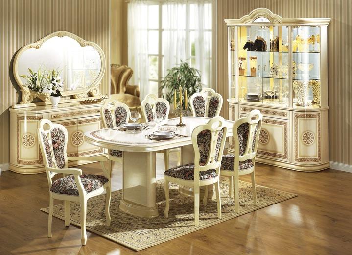 Stilmöbel   Esszimmer Möbel In Verschiedenen Ausführungen, In Farbe  NUSSBAUM, In Ausführung TV